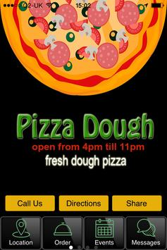 Pizza Dough poster
