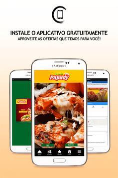Pizzaria Papady poster