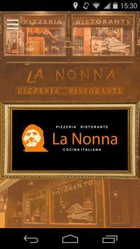 Pizzeria La Nonna, Gijón poster