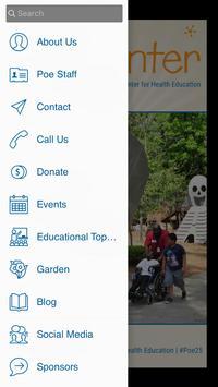 Poe Center apk screenshot