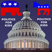 Politics For Kids icon
