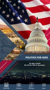 Politics For Kids poster