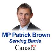 MP Patrick Brown icon