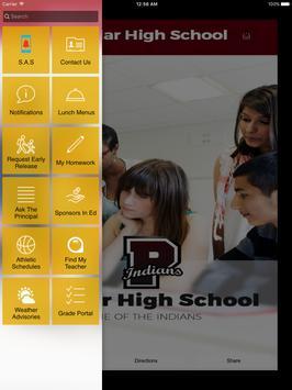 Poplar High School apk screenshot