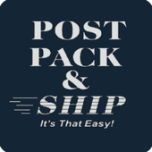 Post Pack & Ship icon