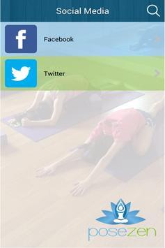 Posezen Yoga screenshot 5