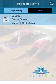 Posezen Yoga screenshot 2