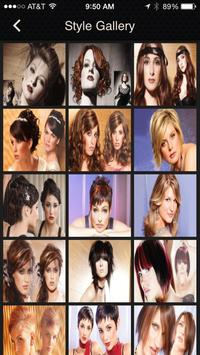 Possibilities Hair Design screenshot 4