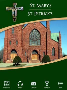 Potsdam Colton Catholic poster
