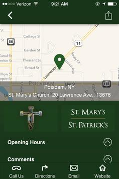 Potsdam Colton Catholic screenshot 13