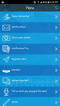 PowerNetworking Conference apk screenshot