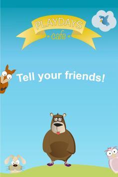 Playdays Cafe Ekran Görüntüsü 4