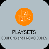 Playsets Coupons - Im in! icon