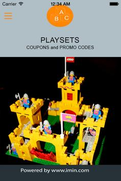 Playsets Coupons - Im in! poster
