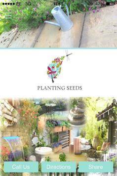 Planting Seeds poster