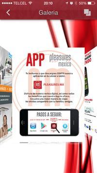 PleasuresMx apk screenshot