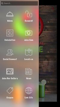 Pure Natural Juice Bar screenshot 1