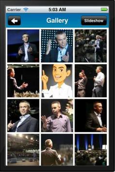 Professional Speakers Academy screenshot 1