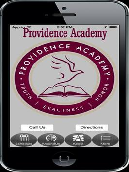 Providence Academy poster