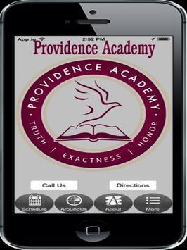 Providence Academy poster