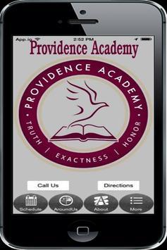 Providence Academy screenshot 2