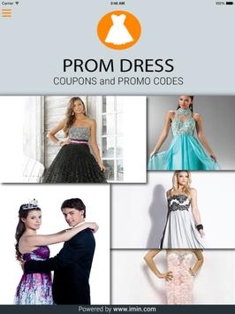 Prom Dress Coupons - I'm In! screenshot 2