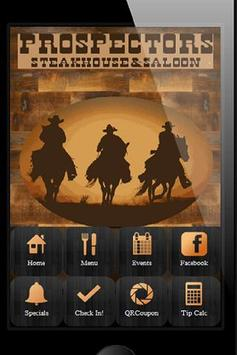 Prospector's Grille & Saloon poster