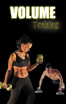 Volume Training poster