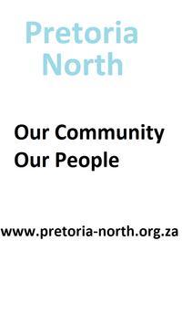 Pretoria North poster
