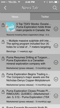 Puma Exploration apk screenshot