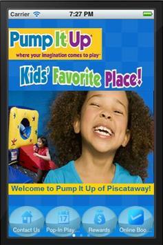 Pump It Up Piscataway, NJ poster