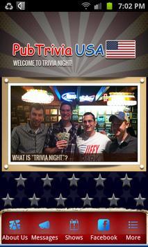 Pub Trivia USA poster