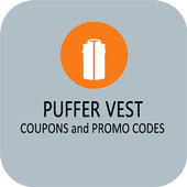 Puffer Vest Coupons - I'm In! icon