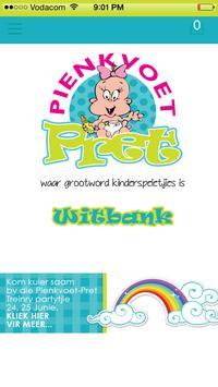 Pienkvoet-Pret Witbank poster