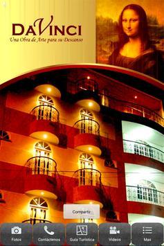 Hotel Davinci poster