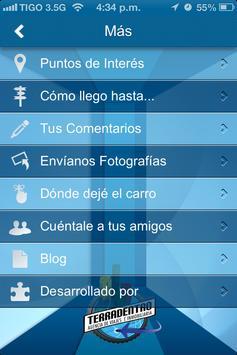 Agencia de viajes Terradentro apk screenshot