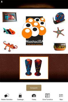 Mostecilla Arte Sobre Madera poster