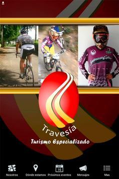 Travesía Turismo Especializado poster