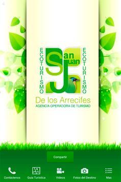 San Juan de Los Arrecifes poster