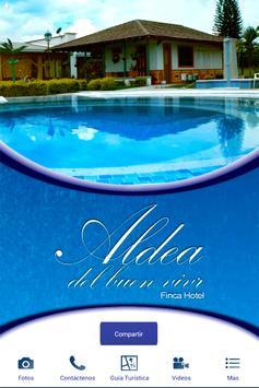 Hotel Aldea del Buen Vivir poster
