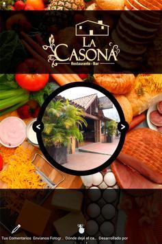 Restaurante La Casona poster