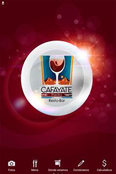 Cafayate Parrilla Resto-Bar poster