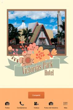 Victoria's Park Hotel poster