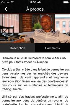 Qcforexclub apk screenshot