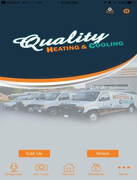 Quality Heating & Cooling screenshot 5