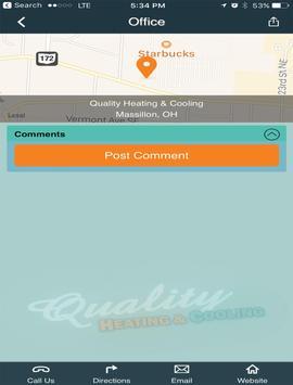 Quality Heating & Cooling screenshot 11