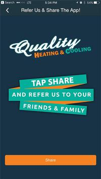 Quality Heating & Cooling screenshot 2