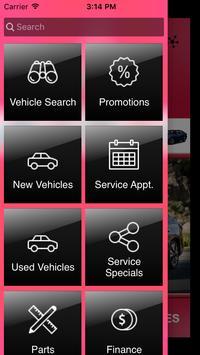 QUIRK - Nissan screenshot 1