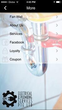 QV Electrical & Plumbing Serv. screenshot 2