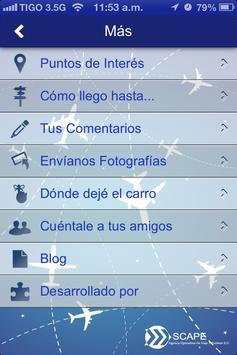Agencia de viajes Scape apk screenshot
